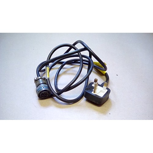 BOWMAN BLAZEPOINT COMPUTER POWER CABLE AC  4PF